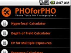 PHOforPHO 1.16 Screenshot