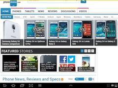Phone Arena 1.4 Screenshot