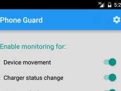 Phone Guard 1.0 Screenshot