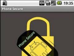 Phone Secure 1.2 Screenshot