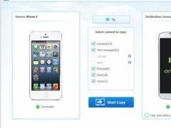 Phone to Phone Transfer 7.4.5 Screenshot