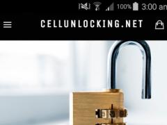 Phone Unlock - Network Unlock 3.1 Screenshot