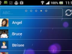 PhoneBook Widget Pack 1.02 Screenshot