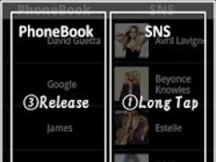 PhoneBookImageUP 2.1.0 Screenshot