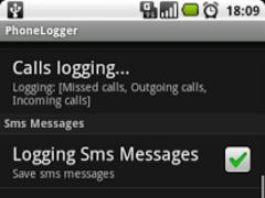 PhoneLogger 1.3.6 Screenshot