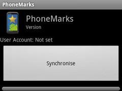 PhoneMarks 11.7.19 Screenshot