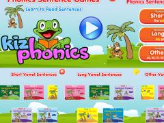 Phonics Sentence Monkey Lite 1.2 Screenshot