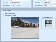 Phormer - PHP without MySQL PhotoGallery 3.31 Screenshot