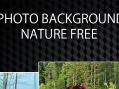 Photo Background - Nature Free 1.1 Screenshot