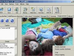 Photo Backup (Win2000/XP) 2.1.5 Screenshot