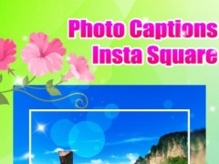 Photo Captions - Insta Square 1.0 Screenshot