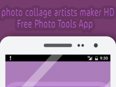 photo collage artists maker HD 2.0.6 Screenshot