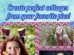 Photo Collage Editor Pro – Add Frames Filters and Effects 1.1 Screenshot