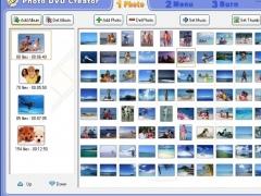 Photo DVD Creator 8.73 Screenshot