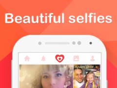 Love and be loved. Selfies. 1.63 Screenshot