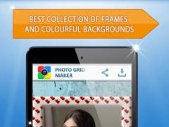 Photo Grid Maker 4.0 Screenshot
