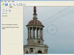 Photo Image Inpainter 1.00 Screenshot