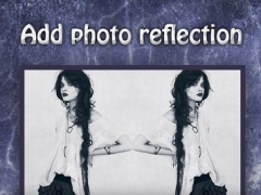 Photo Mirror Effects Pro - Light Reflection & Water Effects Blender to Clone Yourself 1.1 Screenshot