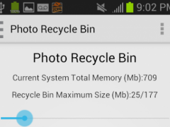 Photo Recycle Bin Pro 3.2 Screenshot