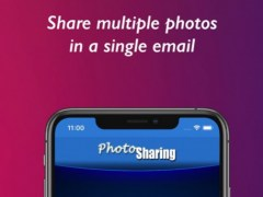 Photo Sharing ( multiple photos to email ) 2.0 Screenshot