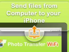 Photo Transfer WiFi 1.4.0 Screenshot