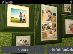 Photo Wall 3D Wallpaper PRO 1.0 Screenshot