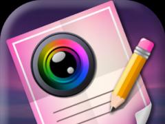 Photo Writer Studio 2.3 Screenshot