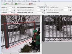 Photogrammetric image rectification 1.0 Screenshot