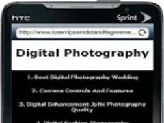 Photography Lessons 0.1 Screenshot