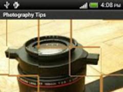 Photography Tips & Tricks 1.1 Screenshot