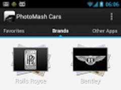 PhotoMash Cars 1.0 Screenshot