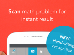 Review Screenshot - A Camera App that can Solve All Your Math Problems