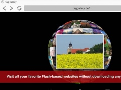 Review Screenshot - Flash Player – Enjoy Flash Videos, Games and Websites