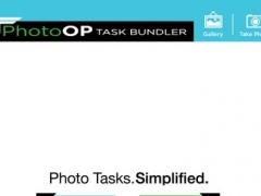 PhotoOp Task Bundler - Pro 1.1 Screenshot