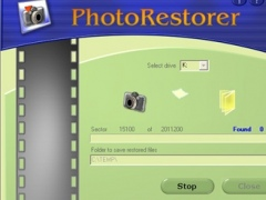 PhotoRestorer 2.5 Screenshot