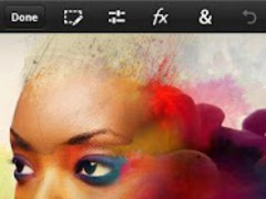 Photoshop Touch for phone 1.2.1 Screenshot