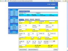 PHP Animal Shelter Management System 0.2.0 Screenshot