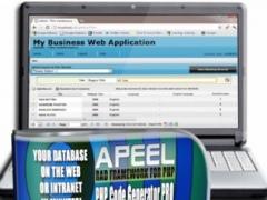 Apeel PHP Code Generator Pro 11.07 Screenshot