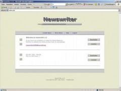 PHP Newswriter 2005 1.5 Screenshot