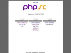 phpSC 0.5b Screenshot
