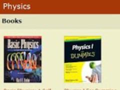 Physics Books 1.2 Screenshot