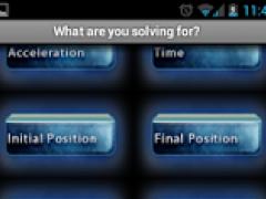 Physics 1.0 Screenshot