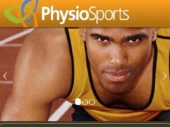 PhysioSports 1.0 Screenshot