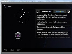 PHYSorg & MedicalXpress Widget 1.0 Screenshot