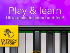 Piano by Gismart - Realistic Piano Keyboard and Musical Instruments 1.12.1 Screenshot