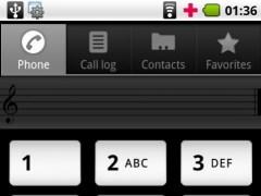 Piano Dialer Pro 1.0.0 Screenshot
