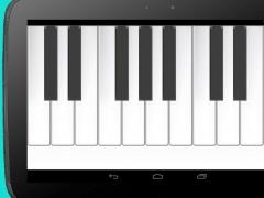 Piano Keyboard And Teacher 1.0 Screenshot