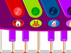 Piano Kids Free 1.1 Screenshot