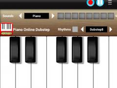 Piano Online Dubstep Music 1.0 Screenshot