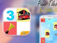 Piano Tiles Om Telolet Edition 1.2 Screenshot